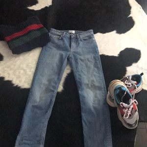 Acne studios jeans size 23 great used
